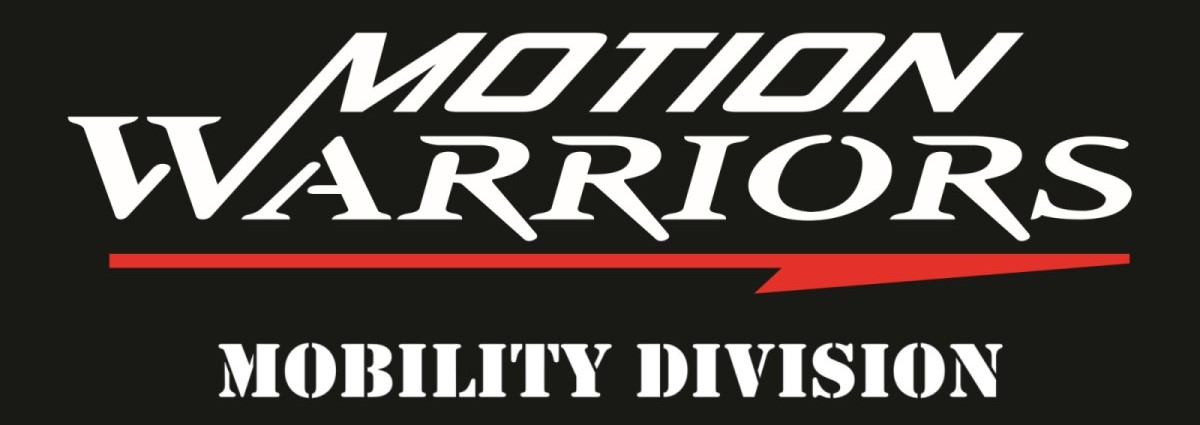Motion Warriors Mobility Division strip